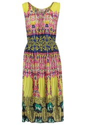 Louche Kiya Summer Dress Multi Multicoloured