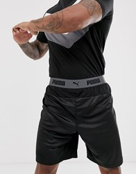 Puma Soccer Nxt Graphic Shorts In Black