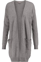 N.Peal Cashmere Cashmere Cardigan Gray