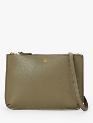 Ralph Lauren Merrimack Carter 26 Cross Body Bag Sage