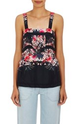 Warm Women's Kai Floral Cami Black