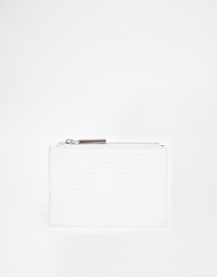 Whistles Coin Purse In White