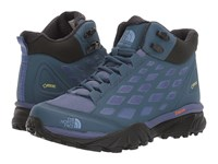 The North Face Endurus Hike Mid Gtx Shady Blue Coastal Fjord Blue Women's Shoes