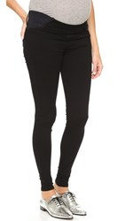 James Jeans Twiggy Maternity Under Belly Pull On Black Swan