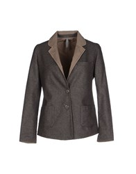Sucre Suits And Jackets Blazers Women Dove Grey