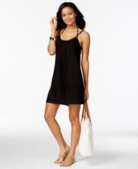 Raviya Lattice Back Sleeveless Cover Up Women's Swimsuit