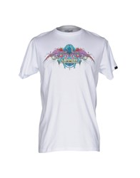 Upper Playground Topwear T Shirts White
