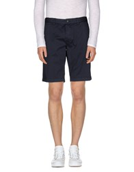 Blauer Trousers Bermuda Shorts Men Dark Blue