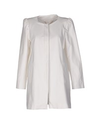Annie P. Overcoats Ivory