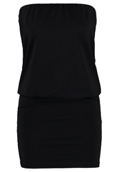 Buffalo Sports Dress Schwarz Black