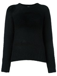 Lala Berlin 'Sorah' Jumper Black