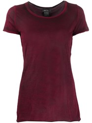 Avant Toi Round Neck Short Sleeve T Shirt 60