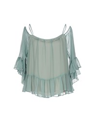 Jucca Tops Turquoise
