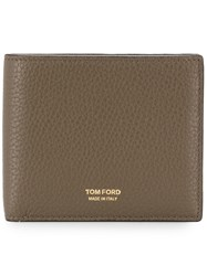 Tom Ford Classic Small Wallet Brown