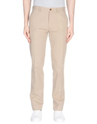 Lacoste Casual Pants Sand