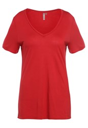 Banana Republic Signature Basic Tshirt Red