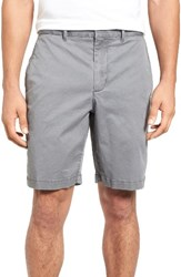 Nordstrom Men's Big And Tall Men's Shop Stretch Shorts Grey Shade
