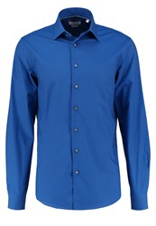 Ck Calvin Klein Cannes Fitted Shirt Blue Royal Blue