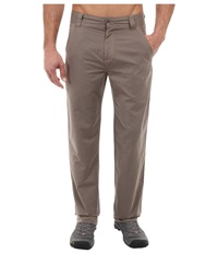 Royal Robbins Convoy Pant Taupe Men's Casual Pants