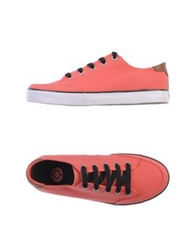 C1rca Low Tops And Trainers Coral