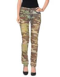 Plein Sud Jeanius Jeans Military Green