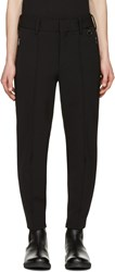 Neil Barrett Black Slim Ski Trousers