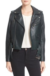 Parker Women's 'Cooper' Leather Moto Jacket