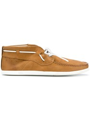 N.D.C. Made By Hand Alithia Boat Shoes Brown