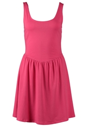 New Look Ballerina Jersey Dress Pink
