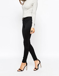 Warehouse Second Skin Jeans Black