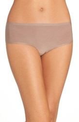 Chantelle Women's Intimates Seamless Hipster Briefs Hazelnut