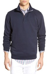 Men's Brooks Brothers French Terry Half Zip Sweater