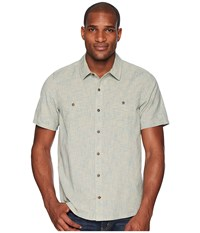 Toadandco Smythy S S Shirt Deepwater Short Sleeve Button Up Navy