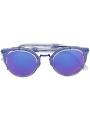 Westward Leaning Sphinx 05 Sunglasses Acetate Metal Other Blue