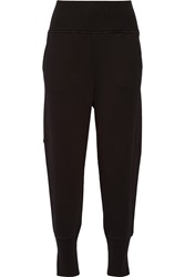 Mm6 Maison Margiela Jersey Skinny Pants Black