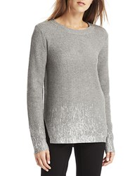 Kenneth Cole Hallie Sweater Grey