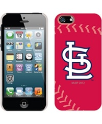 Coveroo St. Louis Cardinals Iphone 5 Case Red
