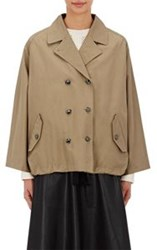 Tomorrowland Trench Cape Nude