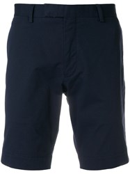 Polo Ralph Lauren Classic Fit Stretch Shorts Blue