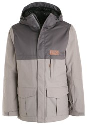 Oakley Needles Ski Jacket Oxide Grey