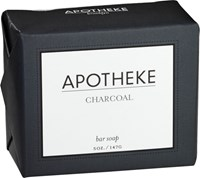 Cb2 Apotheke Charcoal Bar Soap