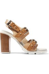 Rag And Bone Baron Leather Sandals Brown