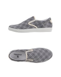 Happiness Footwear Low Tops And Trainers Men Black