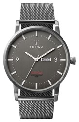 Triwa Dusk Klinga Mesh Strap Watch 38Mm