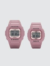 G Shock Dw5600lf Bgd560lf Lover's Collection 2018 Set