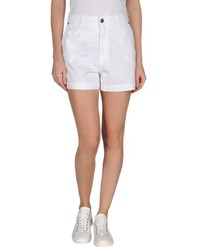 Liviana Conti Trousers Shorts Women White