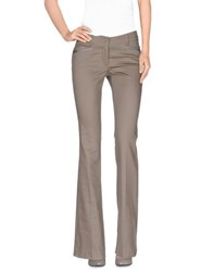 Only 4 Stylish Girls By Patrizia Pepe Trousers Casual Trousers Women Grey