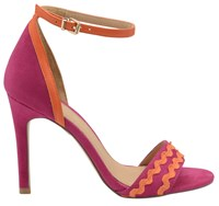 Ravel Berkley Stiletto Heeled Court Shoes Pink