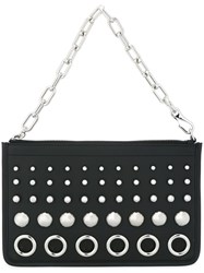 Alexander Wang 'Attica' Clutch Black