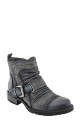 Earthr Women's Earth 'Jericho' Boot Dark Grey Vintage Leather